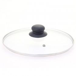 Couvercle en verre - Diamètre 28 cm