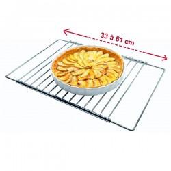 Grille de four universelle extensible – Grille réfrigérateur extensible