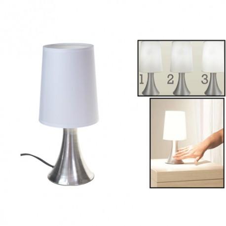lampe de chevet tactile touch turin tendance plus. Black Bedroom Furniture Sets. Home Design Ideas