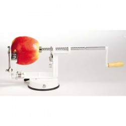 Pèle-pomme professionnel en métal