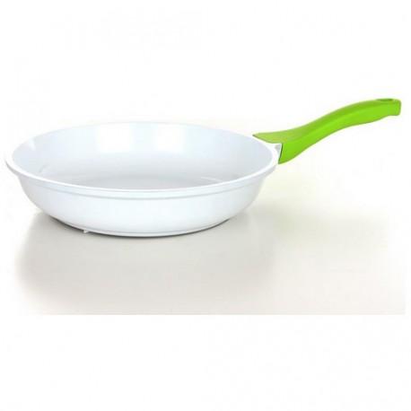 Po le en c ramique 20 cm secret de gourmet tendance plus for Poele cuisine ceramique