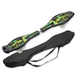 Waveboard (skate à 2 roues ) + housse de rangement