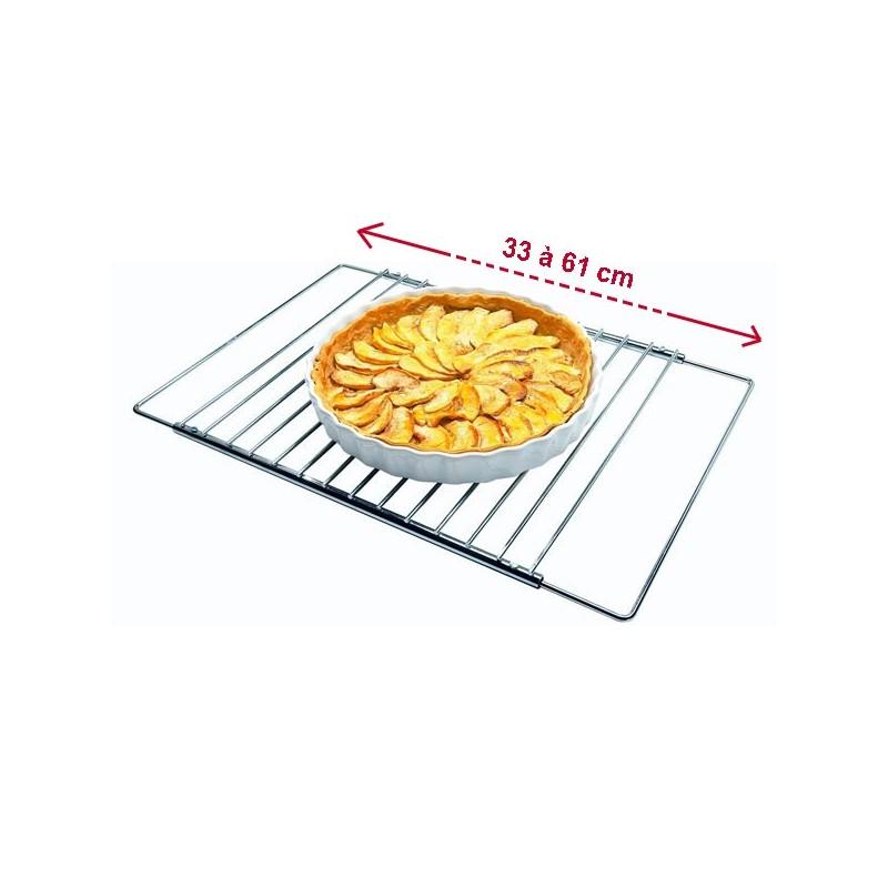 Grille extensible four et frigo - Tendance Plus