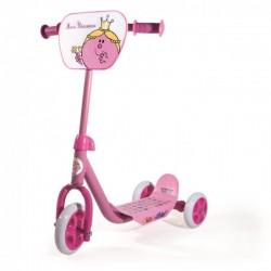 """Trottinette enfant 3 roues """"Mme Princesse"""""""