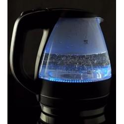 Bouilloire électrique 1.5 L lumineuse
