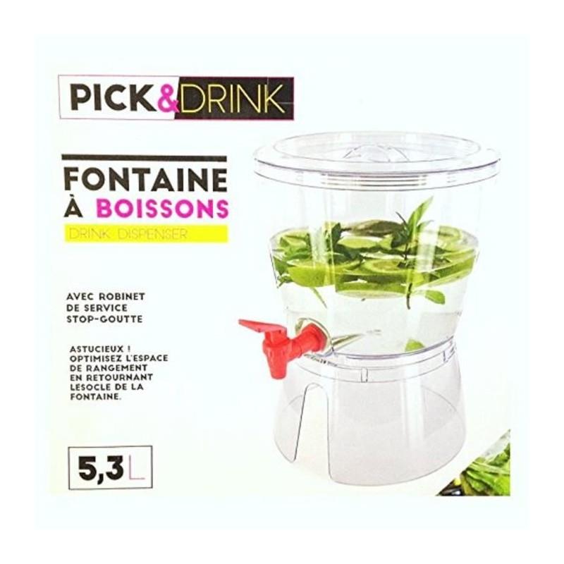 Fontaine boisson 5 3 l tendance plus - Objets pratiques et astucieux ...