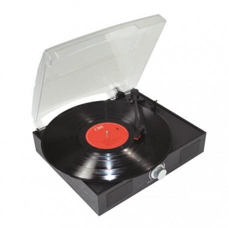 Tourne Disque Vinyle Avec Conversion Mp3 Tendance Plus