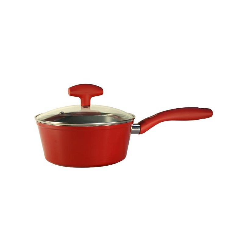 casserole en c ramique prestige 20 cm avec son couvercle tendance plus. Black Bedroom Furniture Sets. Home Design Ideas
