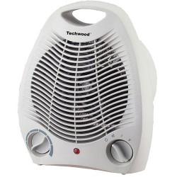 Chauffage soufflant 2000 W avec thermostat - Techwood