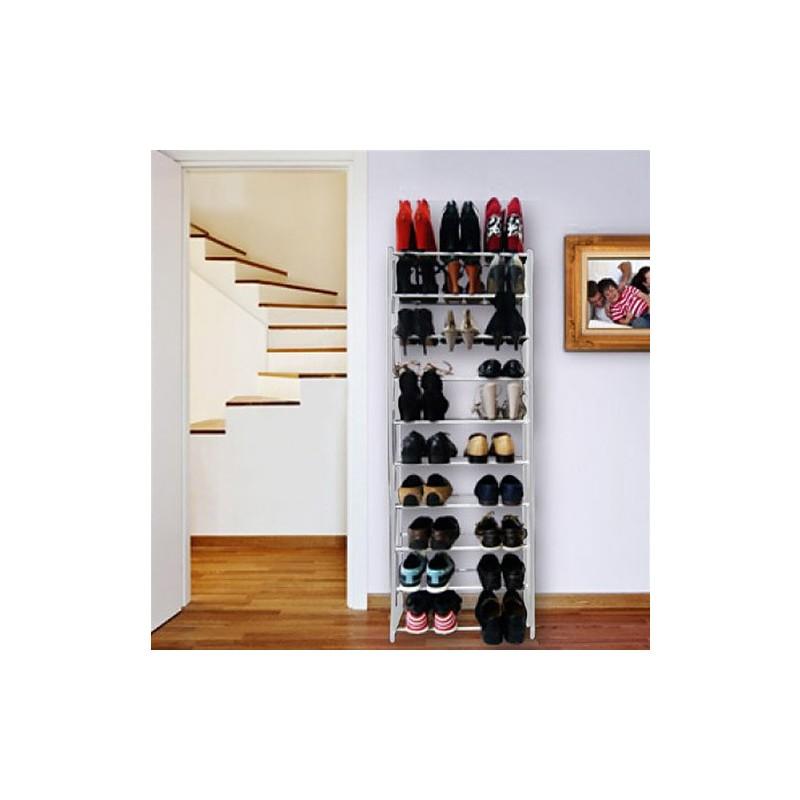 etag re range chaussures 30 paires tendance plus. Black Bedroom Furniture Sets. Home Design Ideas