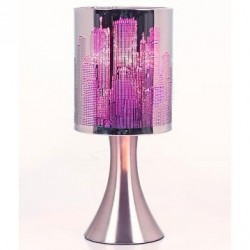 Lampe de chevet New York touch