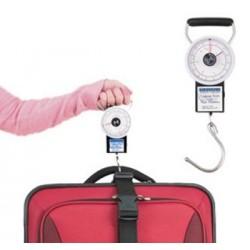 Pèse bagage 2 en 1 portable (32 kg)