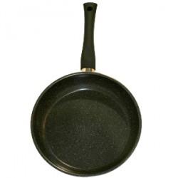 Poêle finition pierre 20 cm – Cuisinez sans matière grasse - Le plaisir de la pierre