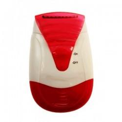 Rasoir électrique 2 en 1 pour femme Waterproof