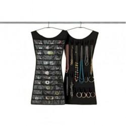 Robe rangement bijoux - 36 poches