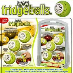 Boules de conservation - Fridge balls