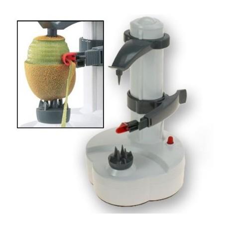 eplucheur lectrique pour fruits et l gumes tendance plus. Black Bedroom Furniture Sets. Home Design Ideas
