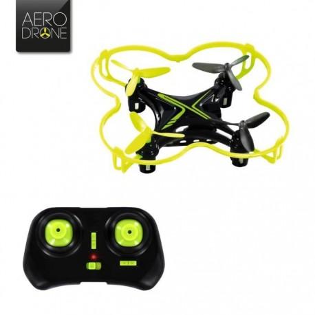 Drone vert avec télécommande