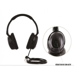 Casque réducteur de bruit actif B-quiet