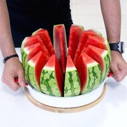 Coupe pastèque et melon 28 cm