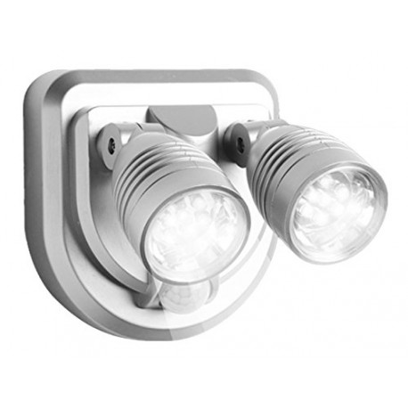 Spots orientables avec détecteur