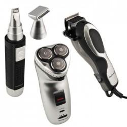 Coffret rasoir-tondeuse-épilateur - Techwood