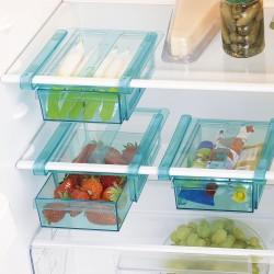 Lot de 3 tiroirs de réfrigérateur - Gourmet maxx