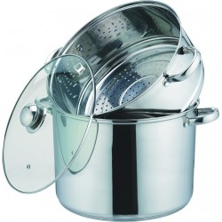 Couscoussier 15 litres en inox